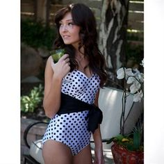 This site has THE cutest bathing suits I have ever seen. I know where I'm going next time I buy one...