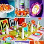My Children's Birthday: Joint Birthday Party in The Garden! by Bird's Party