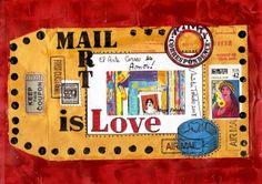 mail art from kawaiislandgurl72 on blogspot