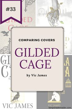 Comparing Covers #33: Gilded Cage by Vic James