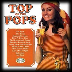 TOP OF THE POPS COVER GIRL