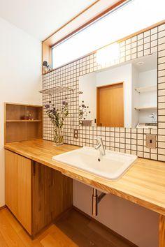 懐かしさのある二世帯住宅   平成建設   住宅施工事例