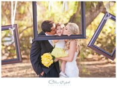 Frames Wedding Decor Ceremony & Reception   Outdoor Wedding Location   Camarillo Ranch House - Camarillo, Ca   By: Chelsea Elizabeth Photography   chelseaelizabeth.com