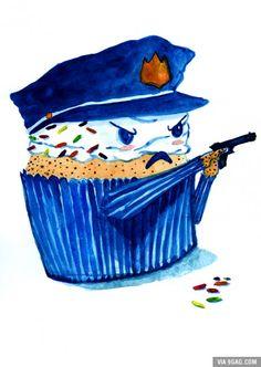 A Copcake.