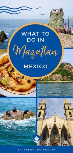 Are you dreaming of escaping to Mexico for a getaway or taking a Mexican Riviera cruise vacation? A stop in Mazatlan, Mexico is a must, but there are so many things to do in this cruise port than you may wonder what to do to make the most of your visit. Here we share the top things to do in Mazatlan. From the beach and restaurants to culture and adventure, there is something for everyone. Check out our post and start planning today! #Mazatlan #Mexico #MexicanVacation #CruiseVacation…