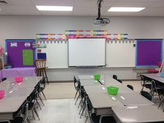 Cute classroom layout