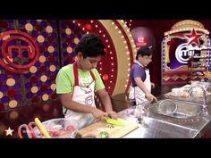Junior Masterchef Swaad Ke Ustad | Episode 4 | August 25 2013 August 25, Indian, Tv, Indian People, Television Set