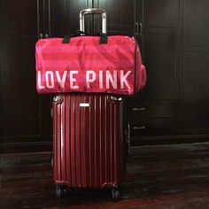 Lipstick Box, Pink, Pink Hair, Roses