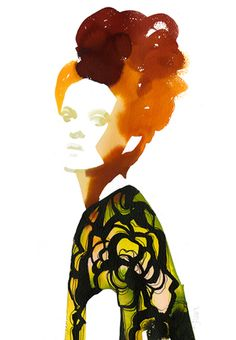 Style Gourmand: fashion illustration