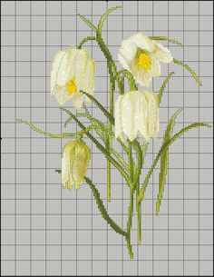 This Pin was discovered by Але Just Cross Stitch, Cross Stitch Flowers, Cross Stitch Charts, Cross Stitch Designs, Cross Stitch Patterns, Quilt Stitching, Cross Stitching, Cross Stitch Embroidery, Embroidery Patterns