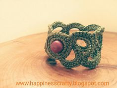 1000+ images about Crochet Jewellery on Pinterest ...