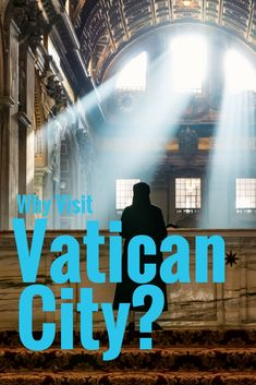 Vatican City is definitely worth a visit on your next trip to Rome Italy.