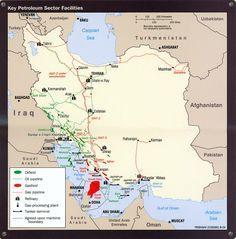 Petrolio, Iran: la produzione torna ai livelli pre sanzioni - Materie Prime - Commoditiestrading