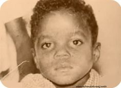 Michael Jackson  as a baby #MichaelJackson