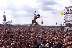 Woodstock 94 Image de la Couronne