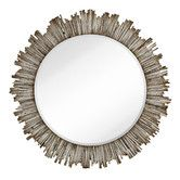 Found it at Wayfair - Mixed Media Wood Mirror