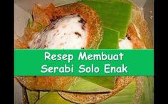Resep dan Cara Membuat Serabi Solo #NyokMasak http://youtu.be/flIT4AGEbtU