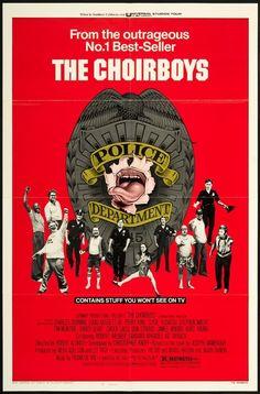 The Choirboys (1977) Stars:  Charles Durning, Louis Gossett Jr., Perry King, Clyde Kusatsu, Stephen Macht, Randy Quaid, Don Stroud, James Woods ~ Director: Robert Aldrich