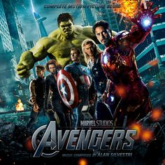 #theavengers #soundtrack #ost #marvel #movies #music