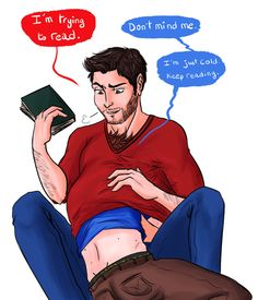 I don't ship sterek, but this was pretty funny.