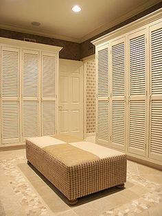 Classic Estate Dressing Room