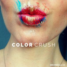 Color Crush Lips | color explosion | matte lips www.marislilly.de