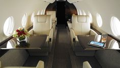 Gulfstream G650 & G250 New Interior