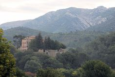 Entering the Maritime Alps