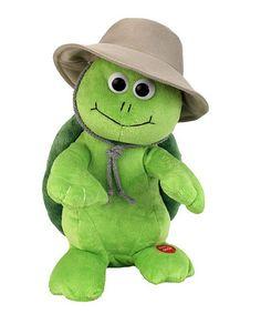 Singing R.V. Traveling Turtle