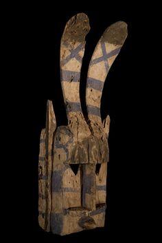 Dogon mask