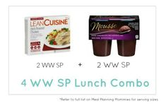 Over 30 smart lunch combinations that are between 2-9 Weight Watcher smart points. Use these low SP lunch ideasto stay on track with WW!! New Flex Plan points coming on December 3, 2017.