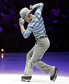 Kurt Browning has the most insane footwork and brilliant choreography. His presentation is unmatched!