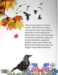#Buchcover | Rückseite Dieses #Kinderbuch öffnet den Blick für die Vielfalt der…
