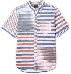Neighborhood Slim-Fit Cotton Oxford Shirt | MR PORTER