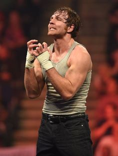 Dean Ambrose *Sniffs* I Can Smell Sell Out Seth... And His Fangirls Leaving Him For ME Today Is A Good Day