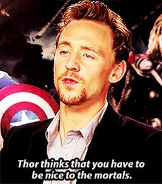 #tom I don't know how to break it to you #but you're not actually lo- #you know what #just go with it