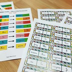 Jeu conjugaison Futur simple - Dominos Cycle 3, French Classroom, French Resources, Crafts For Kids, Bullet Journal, Teacher, Dominos, Education, School