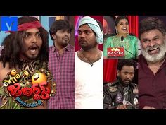 Extra jabardasth latest episode comedy show on 26th May 2017