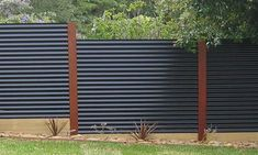 Used Corrugated Metal as Fencing | Corrugated Metal Fence Panels | www.imgkid.com - The Image ...