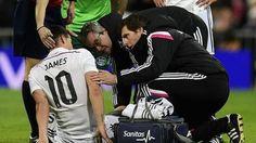 Rodríguez, Bale Iyo Ramos Oo Diyaar U Ah Kulanka Madrid Derby  Read more: http://www.cadalool.com/?p=20309#ixzz3n3W0J5ro