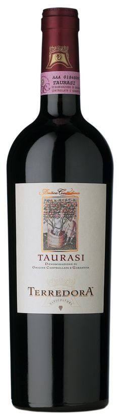 "Terredora - Taurasi ""Fatica Contadina"" 2003 DOCG, Campania (Italy)"