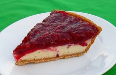 Happier Than A Pig In Mud: Cranberry Topping for Cheesecake