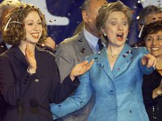 She won that New York Senate seat on November 7, 2000. Definitely not a 'low energy' candidate, based on this picture. (Photo via Reuters)  via @AOL_Lifestyle Read more: http://www.aol.com/article/2016/06/20/heres-why-voters-dont-like-donald-trump-and-hillary-clinton/21398108/?a_dgi=aolshare_pinterest#fullscreen