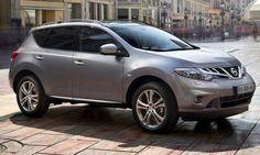 #Nissan #Murano.  El todoterreno que ombina la elegancia y el lujo, carácter y valentía