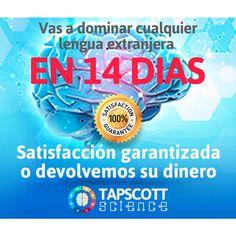 Método TapScott, la nueva fórmula de TapScott de aprendizaje científico de idiomas en 2 semanas