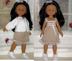 Dresses for dolls / Corolle / Paola Reina