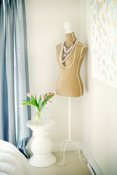 Style at Home: Monika Of The Doctor's Closet. Photographed by Ellen Ho of Hong Photography