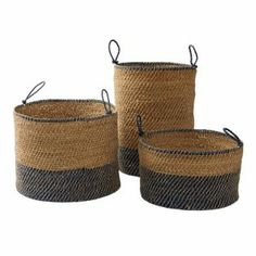 Great dipped baskets!