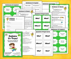 Corkboard Connections: Teaching Kids to Write Super Sentences