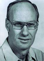 Gary Dickinson bowler